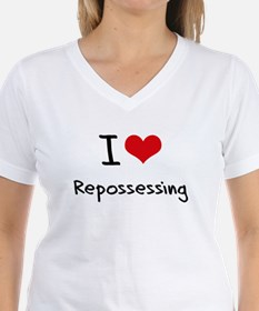 I Love Repossessing T-Shirt
