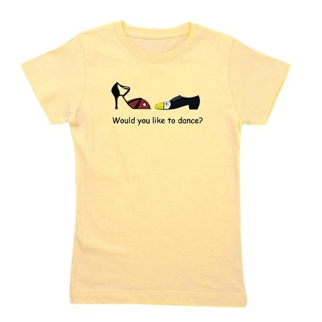 Cabeceo Girl's Tee