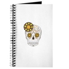 Brown Sugar Skull Journal