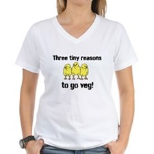 The reasons to go veg T-Shirt