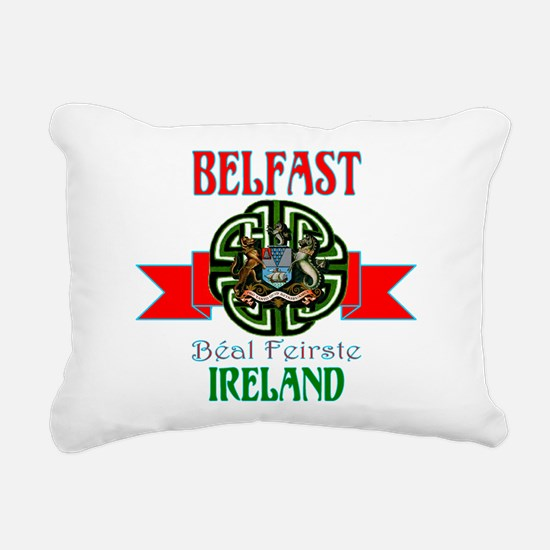 belfast Remake ribbon3.png Rectangular Canvas Pill