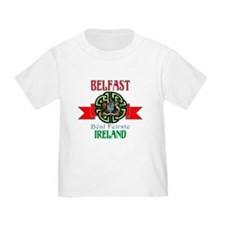 belfast Remake ribbon3.png T-Shirt