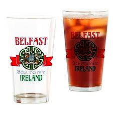 Cute Belfast Drinking Glass