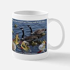 Cats and Water Myth Test Mug