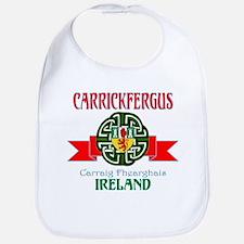 Carrickfergus Coat of Arms NEW.png Bib
