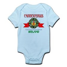 Carrickfergus Coat of Arms NEW.png Body Suit