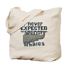 The Sperm Whales Tote Bag