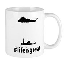 Cloud Watching Mug