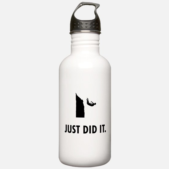 Cliff Diving Water Bottle