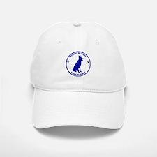 Blue Official Military Working Dog Handler Basebal