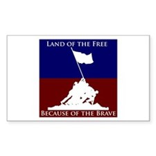 Land Of The Free Because Of The Brave Soldiers Sti