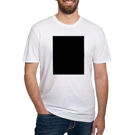 Skateboarding Fitted T-Shirt