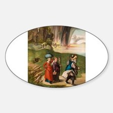 Albrecht Durer - Lot and His Daughters Decal