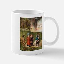 Albrecht Durer - Lot and His Daughters Mug