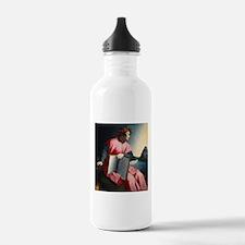 Allegorical Portrait of Dante Water Bottle