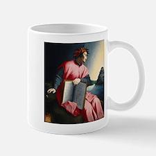 Allegorical Portrait of Dante Mug
