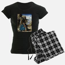 Alvise Vivarini - Saint Jerome Reading Pajamas