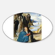 Alvise Vivarini - Saint Jerome Reading Decal