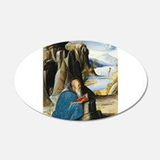 Alvise Vivarini - Saint Jerome Reading Wall Decal