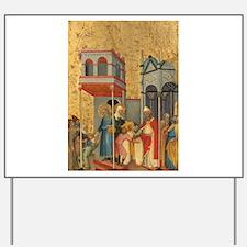 Andrea di Bartolo - Joachim and the Beggars Yard S