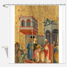 Andrea di Bartolo - Joachim and the Beggars Shower