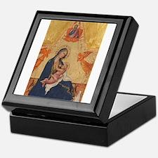 Andrea di Bartolo - Madonna and Child Keepsake Box