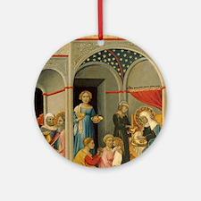 Andrea di Bartolo - The Nativity of the Virgin Orn