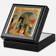 Andrea di Bartolo - The Nativity of the Virgin Kee