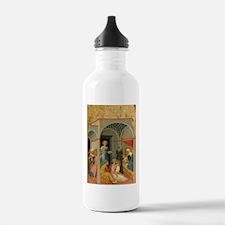 Andrea di Bartolo - The Nativity of the Virgin Wat