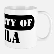 Property of Sheila Mug