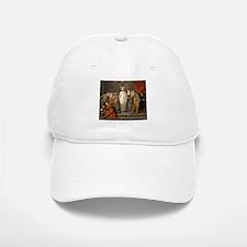 Antoine Watteau - The Italian Comedians Baseball C