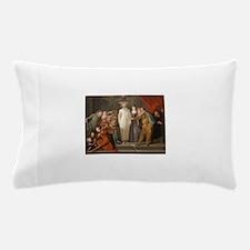 Antoine Watteau - The Italian Comedians Pillow Cas