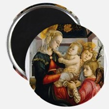 Attributed to Sandro Botticelli - Madonna and Chi