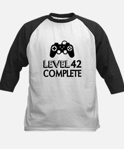 Level 42 Complete Birthday Desig Tee