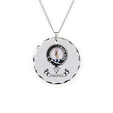 Badge - Kirkpatrick Necklace Circle Charm