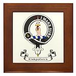 Badge - Kirkpatrick Framed Tile