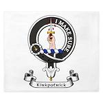 Badge - Kirkpatrick King Duvet