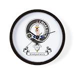 Badge - Kirkpatrick Wall Clock