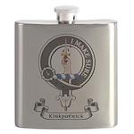 Badge - Kirkpatrick Flask