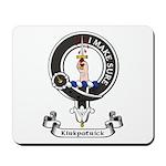 Badge - Kirkpatrick Mousepad