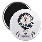 Badge - Kirkpatrick Magnet