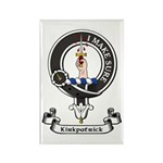 Badge - Kirkpatrick Rectangle Magnet (10 pack)