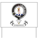 Badge - Kirkpatrick Yard Sign