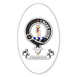 Badge - Kirkpatrick Sticker (Oval 10 pk)