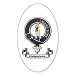 Badge - Kirkpatrick Sticker (Oval 50 pk)