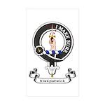 Badge - Kirkpatrick Sticker (Rectangle 10 pk)