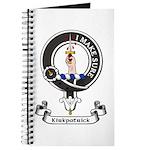 Badge - Kirkpatrick Journal