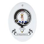 Badge - Kirkpatrick Ornament (Oval)