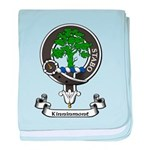 Badge - Kinninmont baby blanket