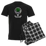 Badge - Kinninmont Men's Dark Pajamas